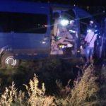 Микроавтобус с гражданами Молдовы попал под поезд в Румынии (ФОТО)