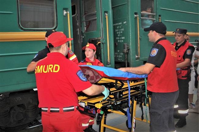 В Молдову скоро привезут 20-летнего парня, пострадавшего в аварии в Калуге