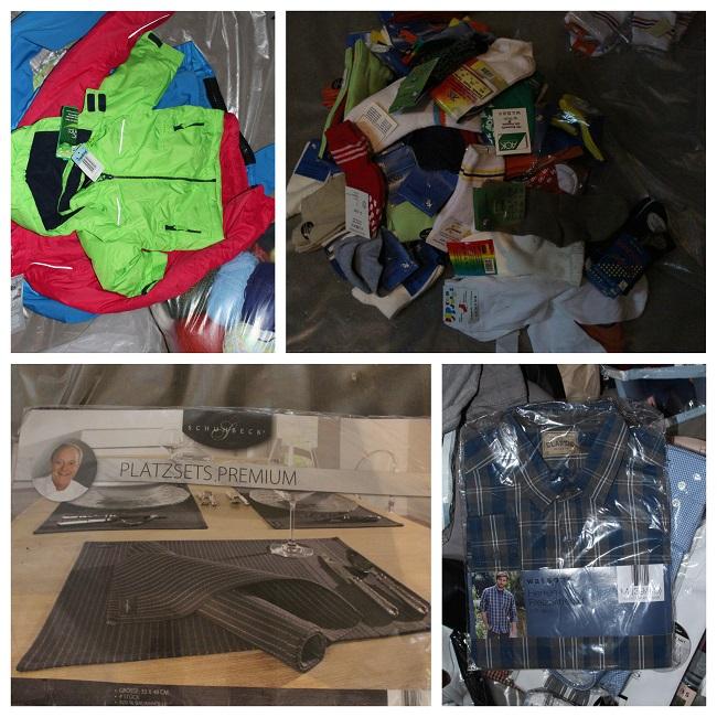 Бизнесмен из Молдовы под видом сэконд-хэнда незаконно ввозил в страну новую одежду (ФОТО)