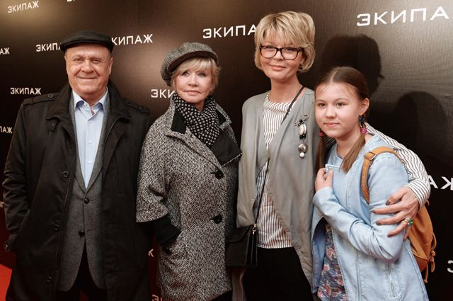 Владимир Меньшов: «Главное – хорошие отношения в семье»