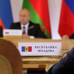 Опрос: жители Молдовы по-прежнему высказываются за вступление страны в ЕАЭС