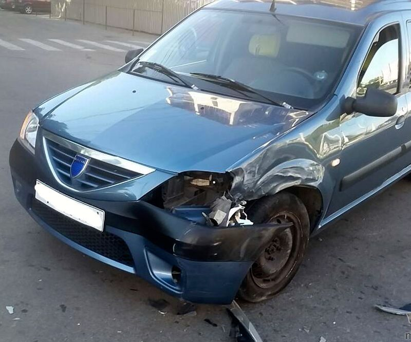 В Приднестровье в 11 авариях пострадали маршрутки, Lexus и несколько других машин (ФОТО)