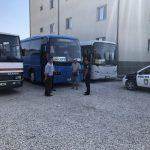 Столичные школьные автобусы прошли техосмотр: выявлены некоторые нарушения (ВИДЕО)