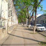 С 1 октября по столичной улице Букурешть все машины смогут ездить в оба направления