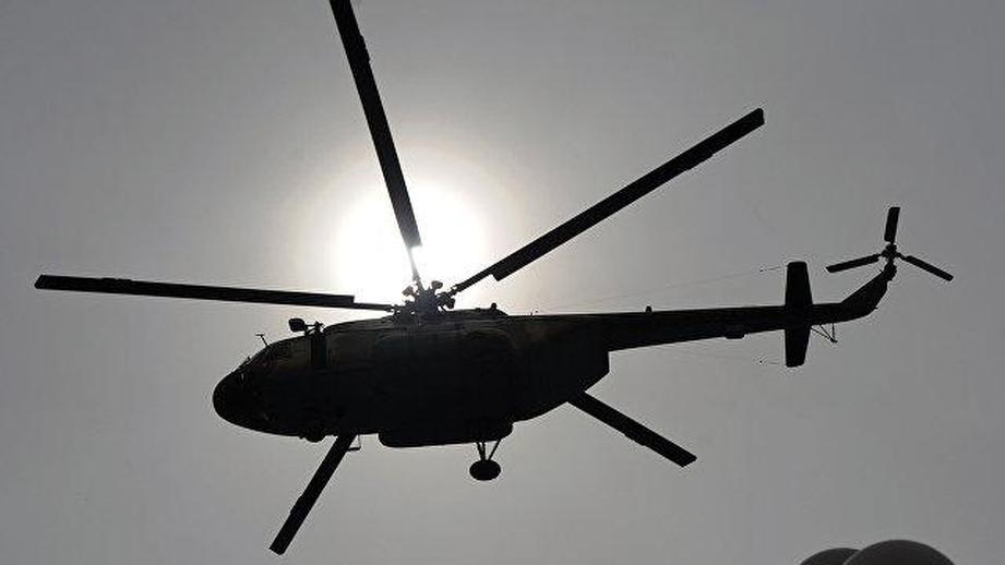 Подтверждено: в Афганистане рухнул вертолет из Молдовы