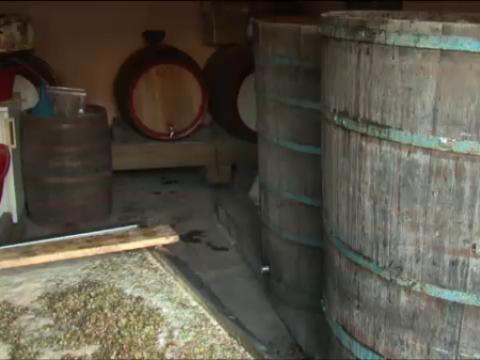 Подвал хорошо проветривать, наличие кислорода проверять свечой: ГИЧС призывает к осторожности в период брожения вина