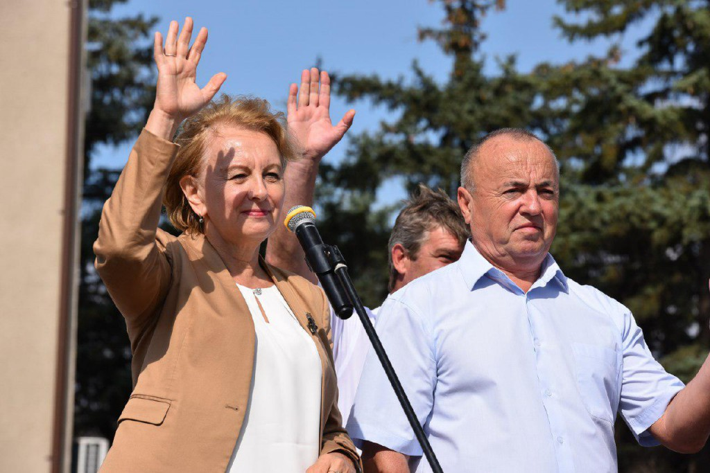 Флорешты выдвинули кандидатуру Сергея Грозы по одномандатному округу