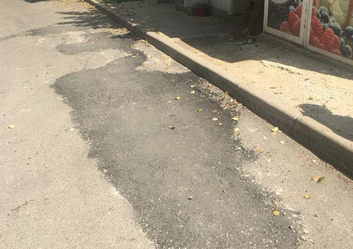 Обещали – сделали: социалисты отозвались на просьбу кишиневцев о ремонте дороги (ФОТО)
