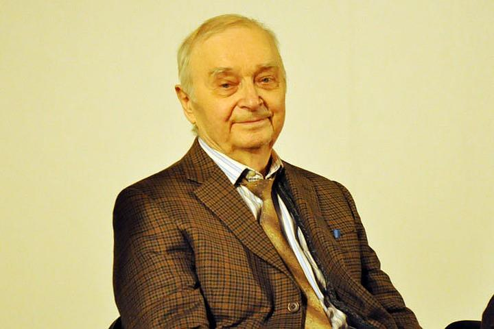 Зинаида Гречаный поздравила Иона Друцэ с 90-летним юбилеем