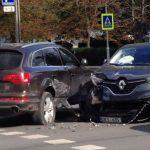 За последнюю неделю в столице произошло 29 аварий, в результате которых пострадали 30 человек (ВИДЕО)