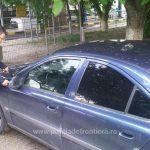 Volvo, подлежащий конфискации в Италии, обнаружили у молдаванина на румынской границе (ФОТО)