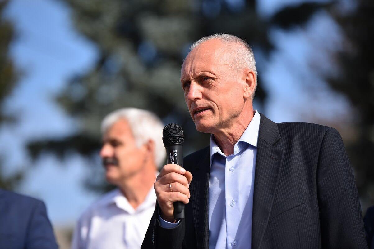 Николай Мельник выдвинут в качестве кандидата ПСРМ по Единецкому округу
