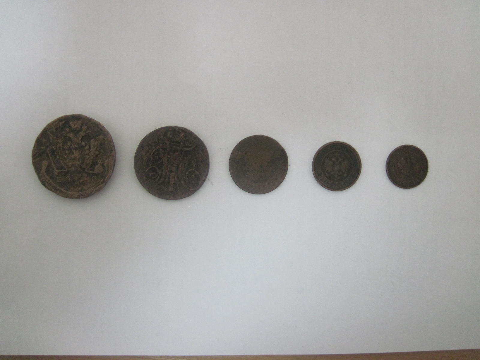 Молдаванин пытался вывезти из Украины старинные монеты (ФОТО)