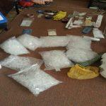 Наркотики на полмиллиона леев обнаружили у преступной группировки, орудовавшей в Кишиневе (ВИДЕО)