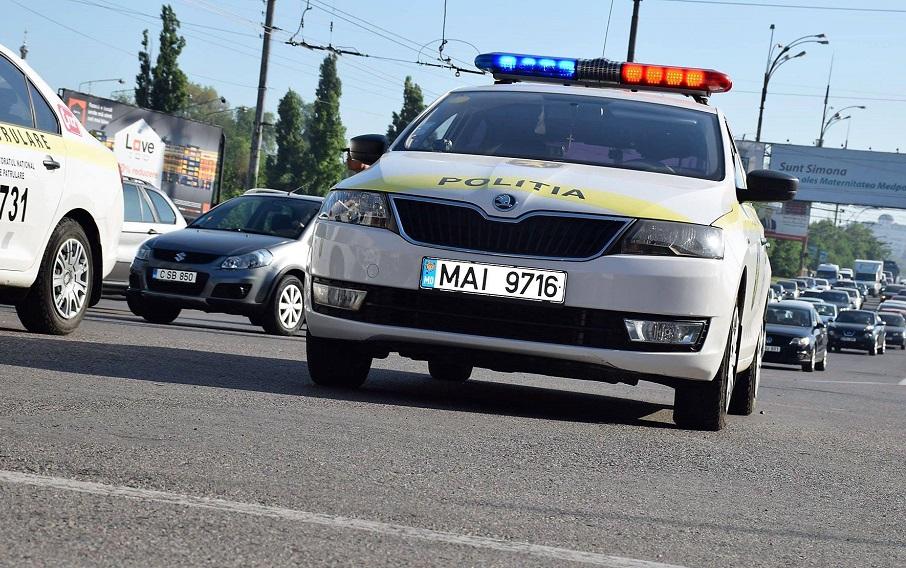 Всего за неделю патрульные задокументировали около 5 тысяч нарушений ПДД