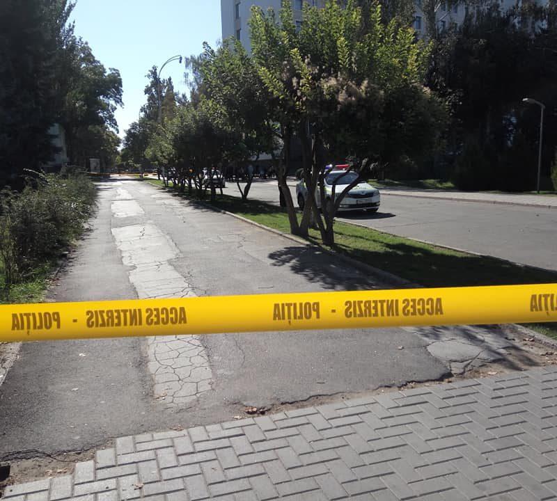 Неизвестный сообщил о бомбе, заложенной в здании парламента: тревога оказалась ложной (ФОТО, ВИДЕО)