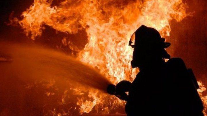 Детская шалость с огнем привела к пожару в Приднестровье
