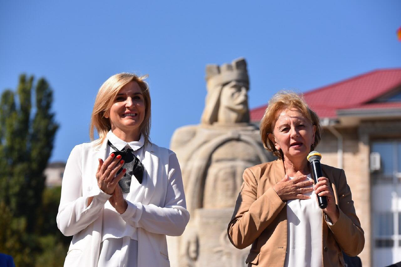 Жители Сорокского района выдвинули кандидатуру Алены Пилипецкой по одномандатному округу (ФОТО)