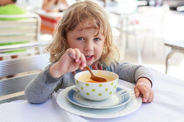 Дети, можно без супа! Какие привитые в детстве привычки стоит пересмотреть