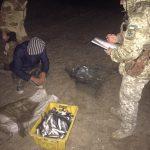 Молдаванин-браконьер попался на границе с Украиной с уловом рыбы на 3,3 тысячи евро