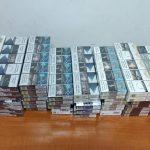 Немалое количество сигарет обнаружено в багаже молдаванина, направлявшегося в Лондон