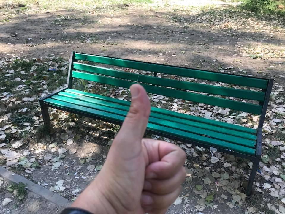 600 новых скамеек появится в Кишиневе благодаря инициативе фракции ПСРМ в мунсовете