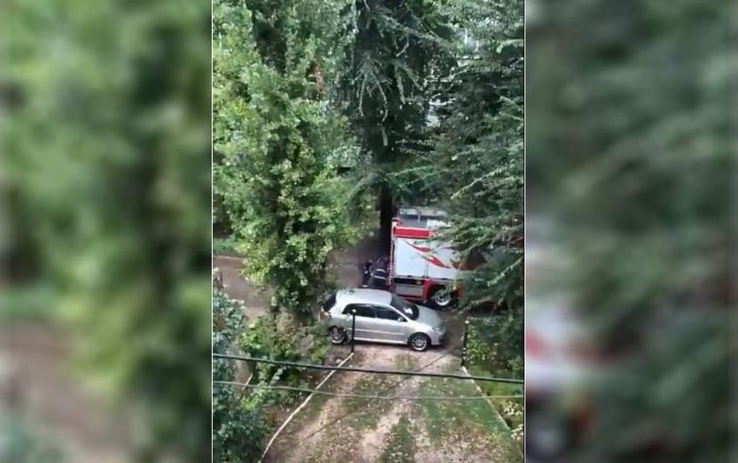 Стрельба и звон стекла: в Кишиневе прошло задержание опасного преступника (ВИДЕО)