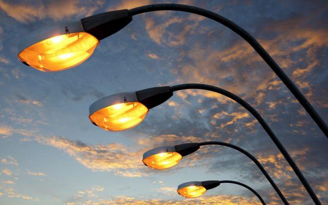 Освещение на одном из участков Каля Орхеюлуй отключено на несколько дней