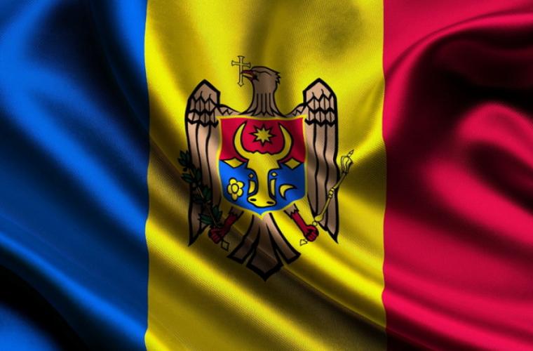 Идентифицированы люди, использовавшие флаг Молдовы для выноса мусора