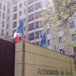 Посольство Франции в Молдове переезжает в новое здание (ФОТО)