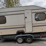 Молдаванин пытался обхитрить пограничников и провезти в страну автодом под чужими документами (ФОТО)