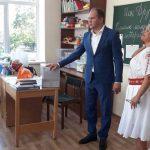 Благодаря социалистам столичная школа для детей с ограниченными возможностями переехала в новое здание (ФОТО)