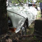 17-летнюю девушку сбили на угнанном автомобиле (ФОТО)