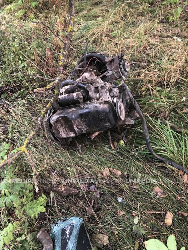 Страшная авария в Оргееве: Четыре человека, включая двух подростков, погибли на месте (ФОТО)