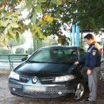 Молдаванину поручили перевезти угнанный во Франции автомобиль, но афера не прошла