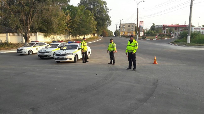 Вниманию водителей: на севере страны НИП разместил машины–посты