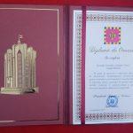 Теоретический лицей имени Григоре Виеру в Бричанах удостоился Почетной грамоты президента (ФОТО)
