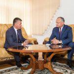 Додон и Красносельский встретятся 25 декабря в Бендерах