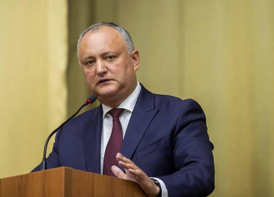 Первые два года президентства Игоря Додона и феномен его популярности