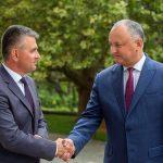 Игорь Додон встретится с Вадимом Красносельским в ближайший вторник