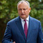 Додон: Молдова должна дружить со всеми (ВИДЕО)