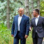 Додон и Красносельский пришли к договоренности о свободном перемещении жителей ряда сел Дубоссарского района