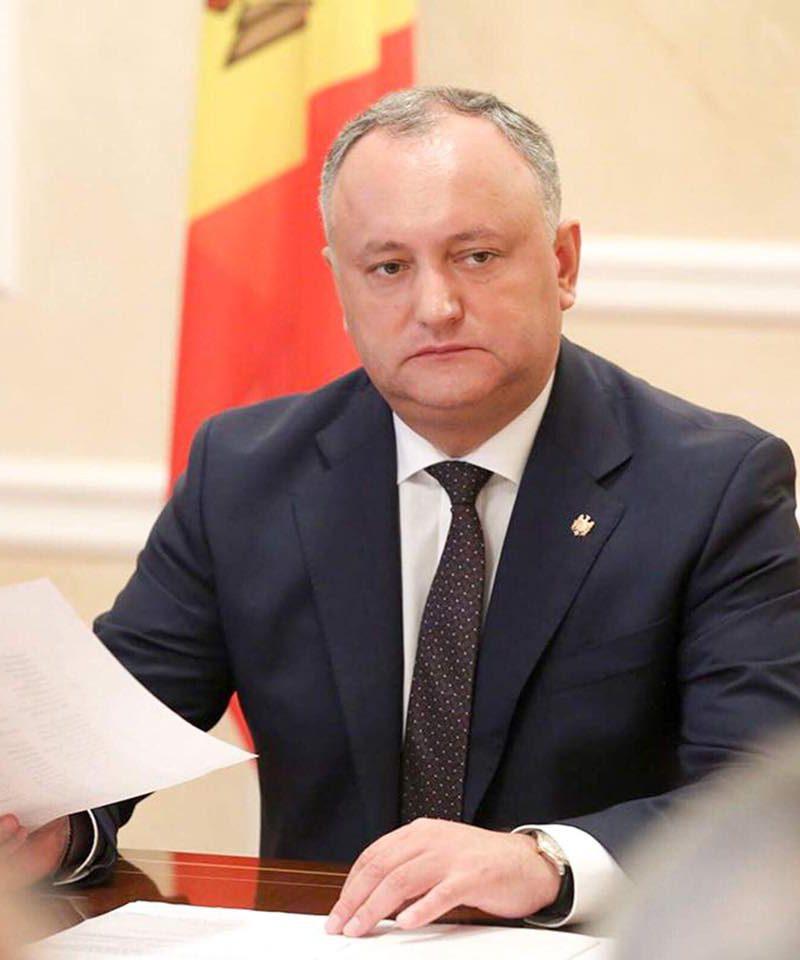 Додон поделился ожиданиями от предстоящего Молдо-российского экономического форума (ВИДЕО)