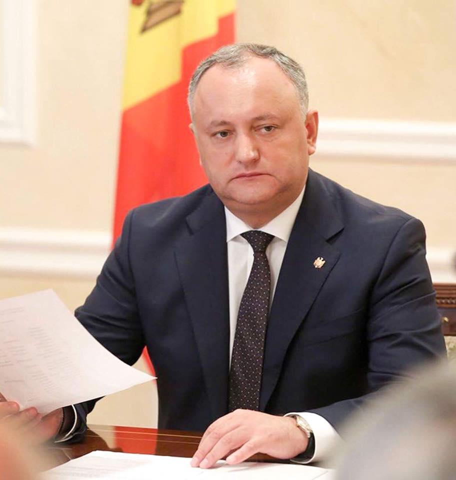 Додон о СССР: Без тесной связи с теми, с кем строили совместное государство, Молдова не выживет