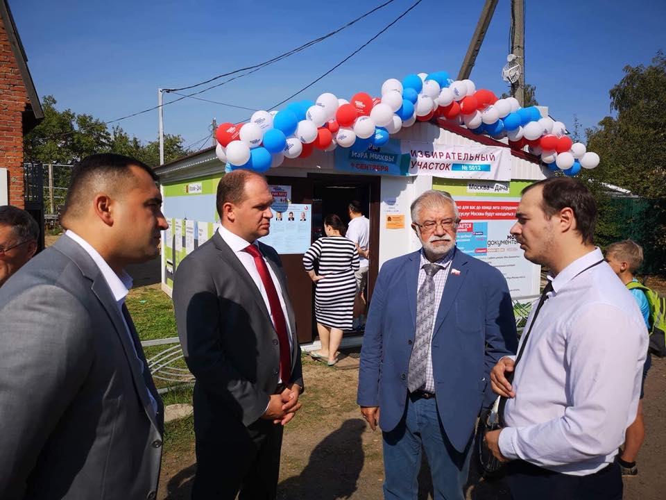 Чебан рассказал об интересном новшестве на выборах мэра Москвы (ФОТО)