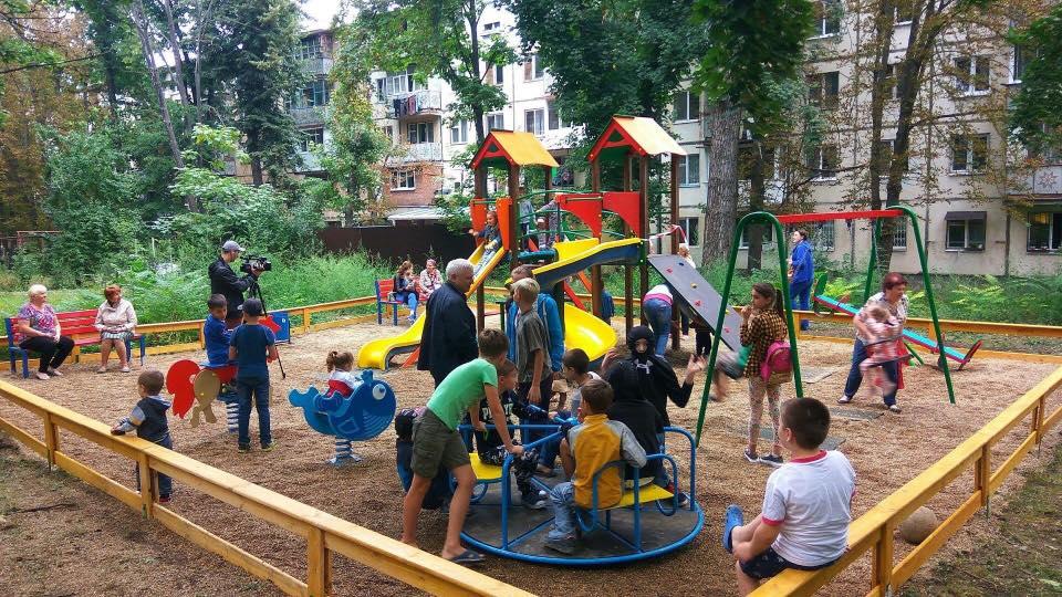 Чебан: За несколько лет можно привести в порядок каждый двор Кишинева