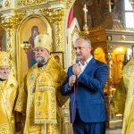 Додон: Мы будем свято беречь православную веру (ФОТО)
