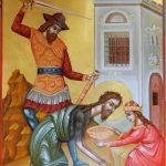 Додон поздравил православных верующих с днем Усекновения головы Святого пророка Иоанна Крестителя