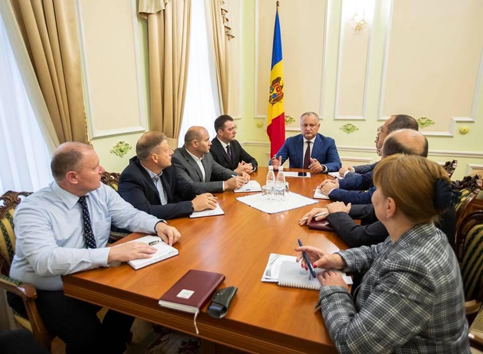 Президент провел оперативное совещание по ситуации в стране и предстоящим международным мероприятиям (ФОТО, ВИДЕО)