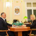 Додон: Сегодняшняя Гагаузия является блестящим примером успешного развития для других регионов Молдовы (ВИДЕО, ФОТО)